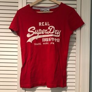 Women's Superdry tee